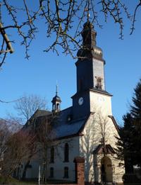 Evangelisch-Lutherische Dorfkirche Altmittweida