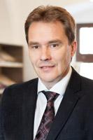 Oberbürgermeister Herr Schreiber