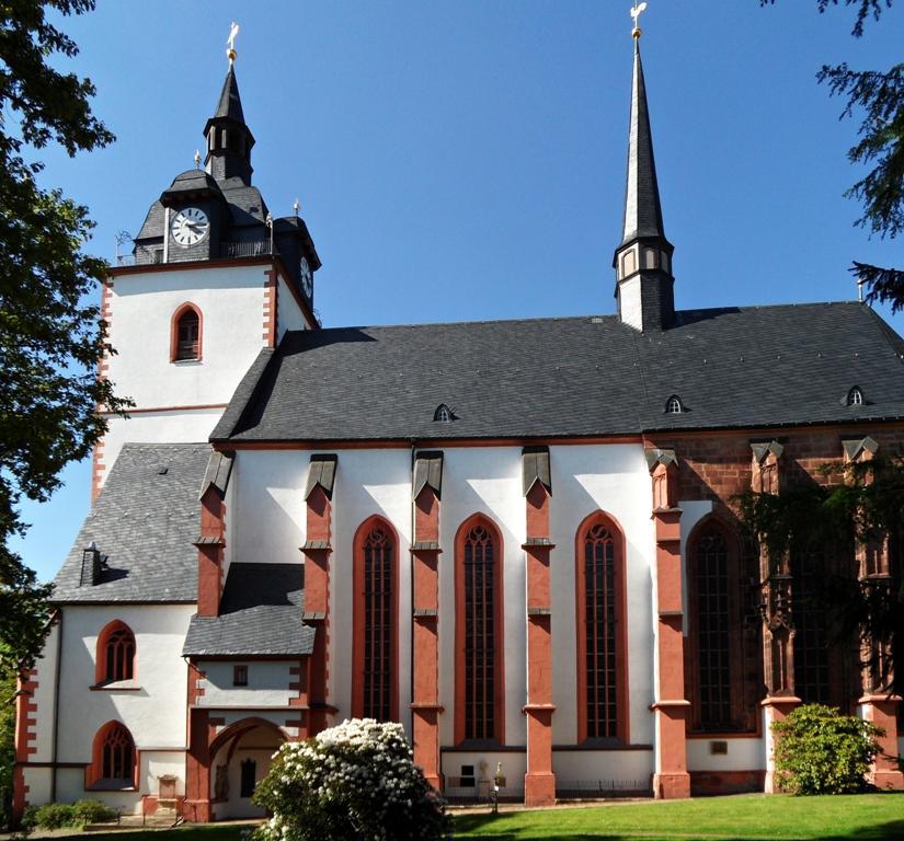"""Evangelisch-lutherische Stadtkirche """"Unser lieben Frauen"""""""