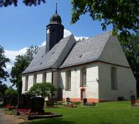 Evangelisch-Lutherische Dorfkirche Frankenau