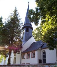 Evangelisch-Lutherische Dorfkirche Ringethal