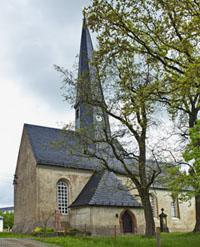 Evangelisch-Lutherische Dorfkirche Tanneberg
