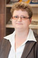 Frau Kluge Leiterin Fachbereich Finanzen