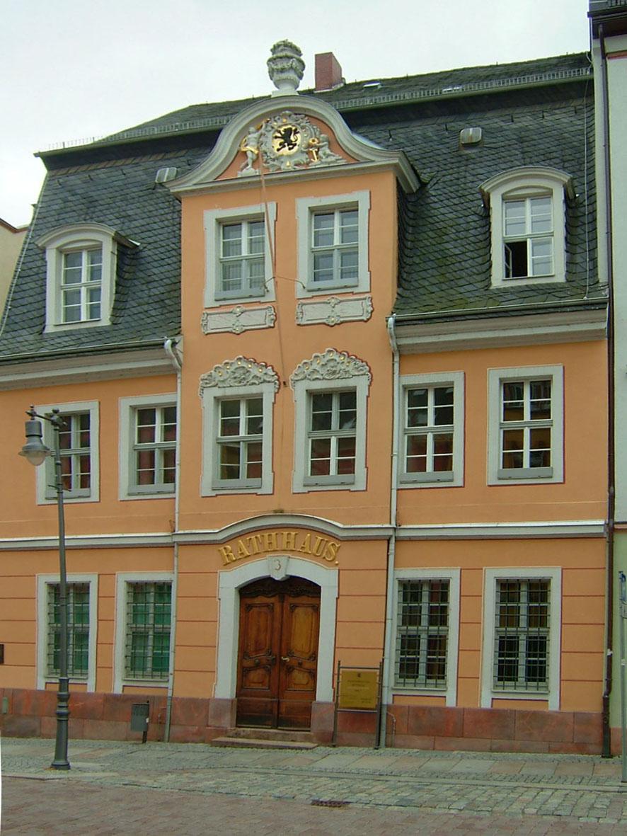 Rathaus 2 auf der Rochlitzer Straße