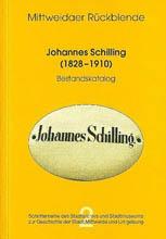 Johannes Schilling (1828 - 1910) Bestandskatalog