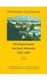 Bürgermeister der Stadt Mittweida 1929 - 2001