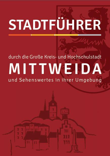 Broschüre Stadtführer