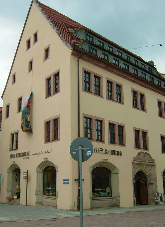 Bürgerhaus auf den Markt