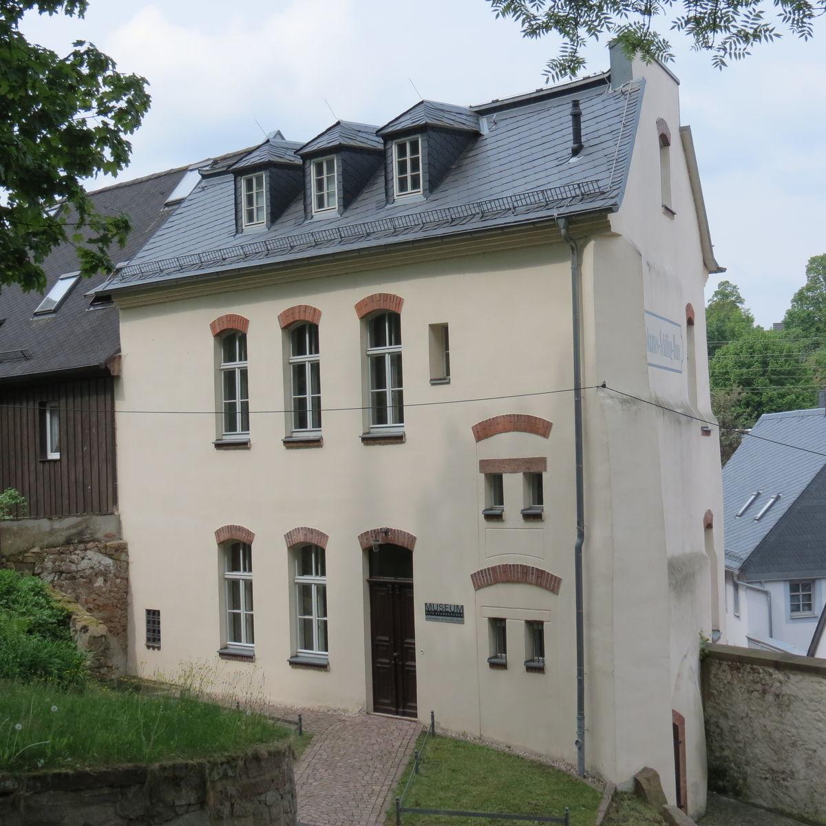 Schilling-Haus gehört zum Museum