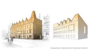 Konzeptskizze, © Raum und Bau GmbH, Dresden