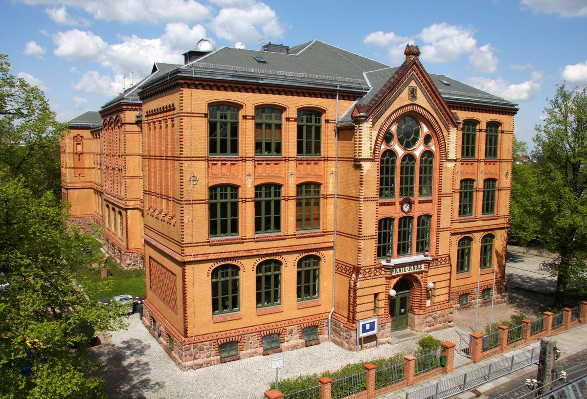 Johann-Gottlieb-Fichte-Oberschule