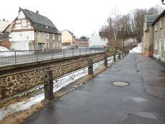Blick in die Burgstädter Straße, 2010