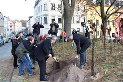 Einweihung des Technikumplatzes, 22.11.2011