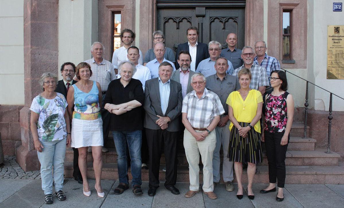 Stadtrat 2014 bis 2019