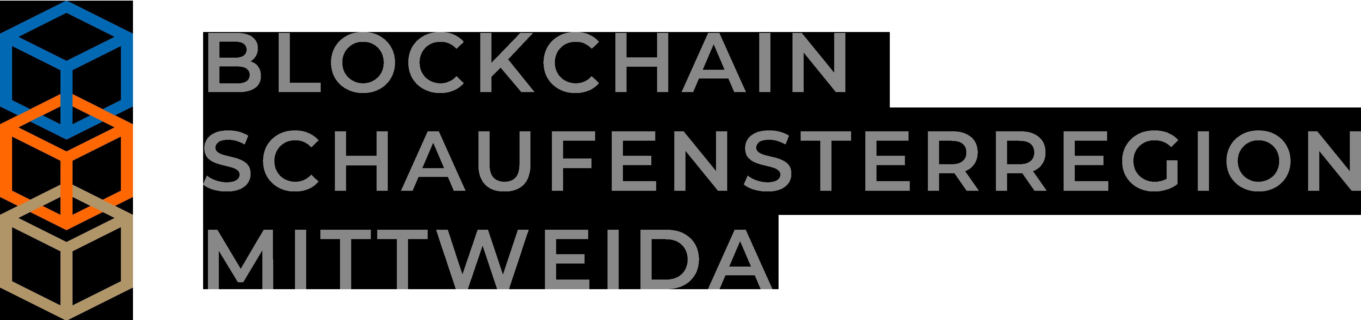 Blockchain Schaufensterregion Mittweida
